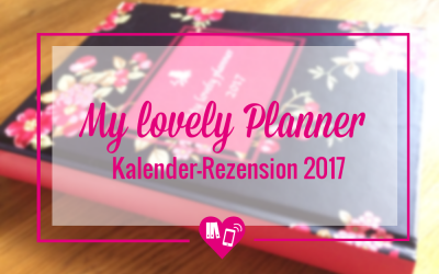 Kalender 2017: My lovely Planner